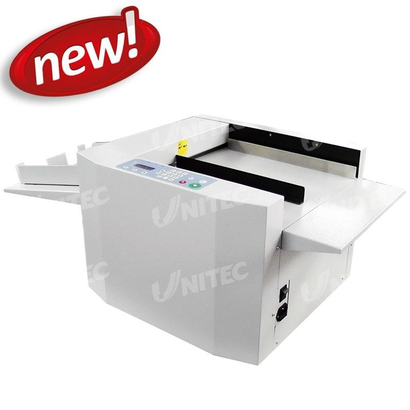 LCD Panel Operated Durable Paper Creasing Machine Hand Feed Type Crease-330