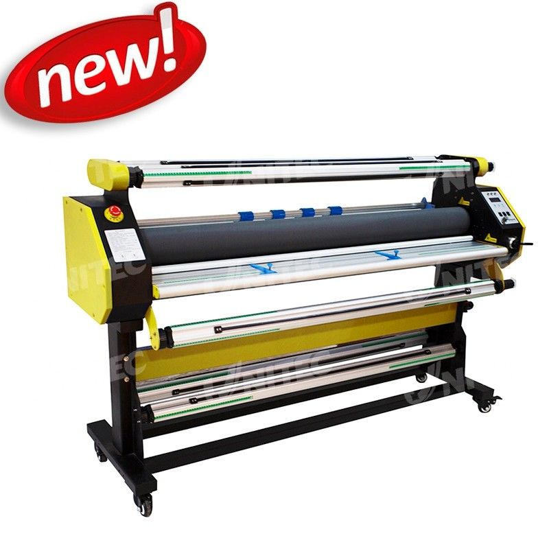 Roll - To - Roll And Piece -To - Piece Roll Laminator Machine Fully Adjustable