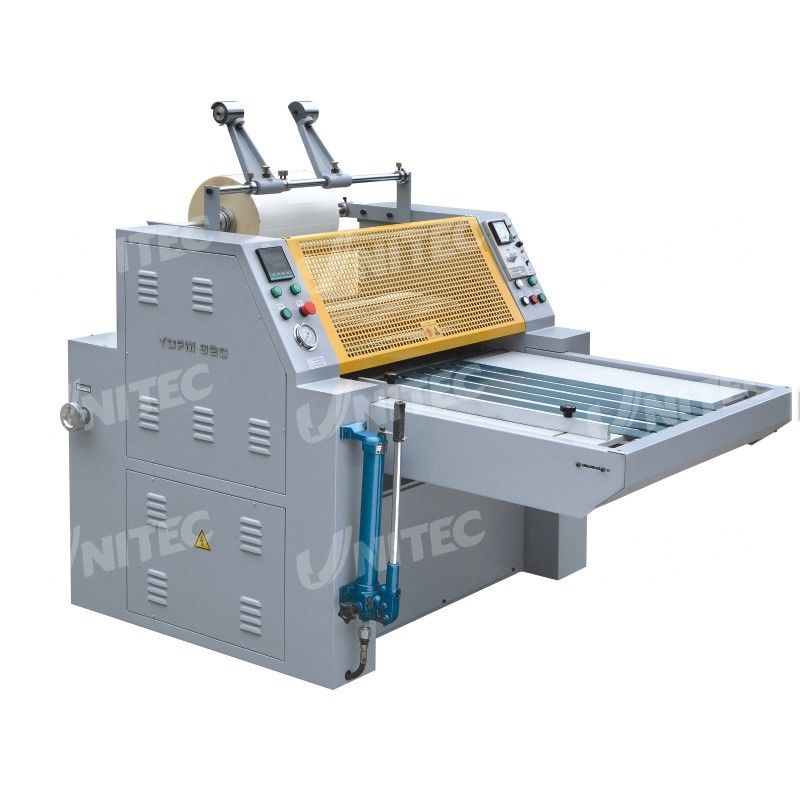 Manual One Sided Laminator YDFM-720/YDFM-920/YDFM-1200 Thermal Laminating Machine