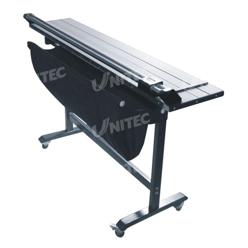 1460x310mm 8 Sheet Rotary Trimmer Twin With Chrome - Plate Steel Guide Rail S-001/S-004