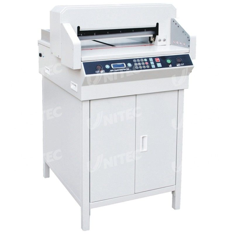 40mm Paper Cut Machine , Computer Paper Cutter with LCD Display 4605R
